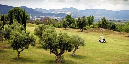 Costa del Sol kaldes for Costa del Golf, takket være de mange golfbaner.
