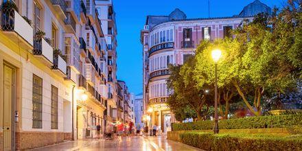 Malaga by er en fantastisk by.