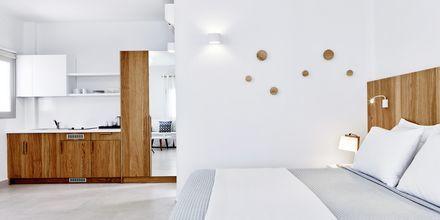 1-værelses lejligheder på Costa Grand Resort & Spa i Kamari på Santorini