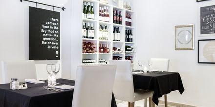 Restaurant på Hotel Costa Sal på Lanzarote, De Kanariske Øer