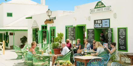Costa Teguise på Lanzarote, De Kanariske Øer.