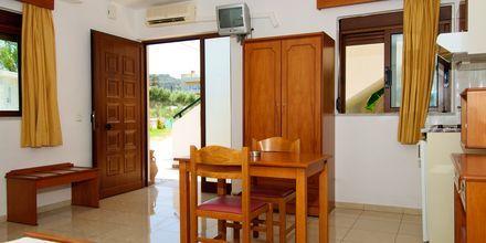 1-værelses lejlighed på hotel Costas & Christina i Platanias på Kreta, Grækenland.