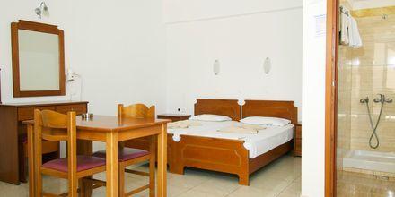3-værelses lejlighed i etage på Hotel Costas & Christina på Kreta, Grækenland.