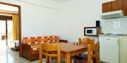 2-værelses lejlighed på Hotel Costas & Christina på Kreta, Grækenland.
