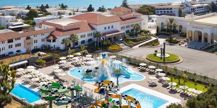 Vandparken på Hotel Creta Maris Beach Resort på Kreta, Grækenland.