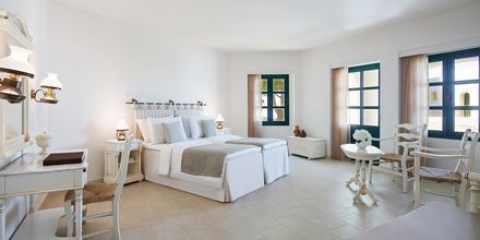 Familie-værelse på Hotel Creta Maris Beach Resort på Kreta, Grækenland.