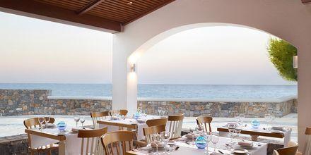 Restaurant Almyra på Hotel Creta Maris Beach Resort på Kreta, Grækenland.