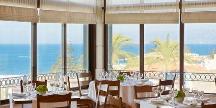 Restaurant Estia på Hotel Creta Maris Beach Resort på Kreta, Grækenland.