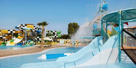 Vandlandet på Hotel Creta Maris Beach Resort på Kreta, Grækenland.