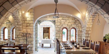 Restaurant Platia på Hotel Creta Maris Beach Resort på Kreta, Grækenland.