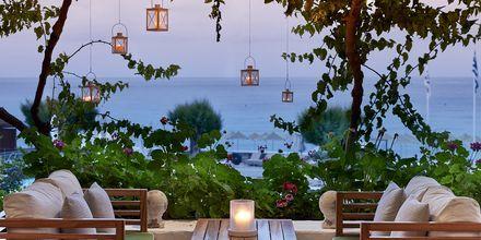 Hyggelig bar på Hotel Creta Maris Beach Resort på Kreta, Grækenland.