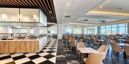 Restaurant på Hotel Creta Princess Aquapark & Spa på Kreta, Grækenland.