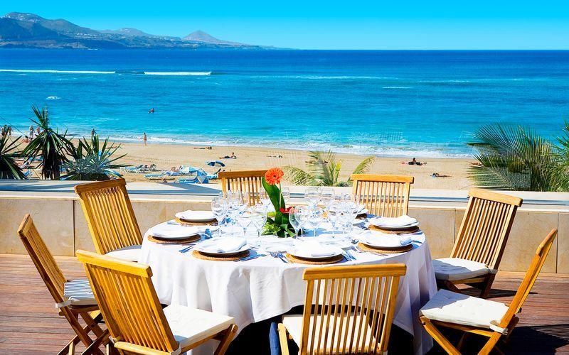 Hotel Cristina Las Palmas på Gran Canaria.