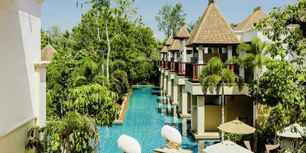 Hotel Crown Lanta Resort & Spa på Koh Lanta, Thailand.