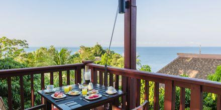 Morgenmad på Hotel Crown Lanta Resort & Spa på Koh Lanta, Thailand.