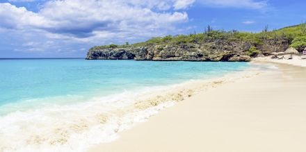 Det afslappende ferieliv venter på Curacao.