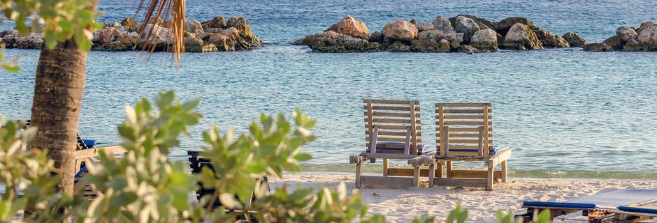 Curacao er den største af de tre ABC-øer i Vestindien.