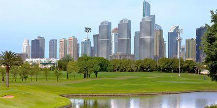 Golf i Dubai, De Forenede Arabiske Emirater