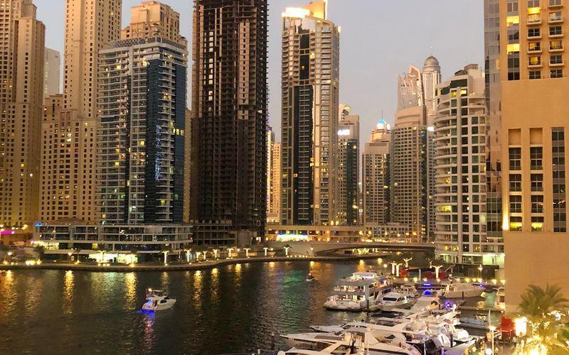 Rejs Til De Forenede Arabiske Emirater Med Apollo
