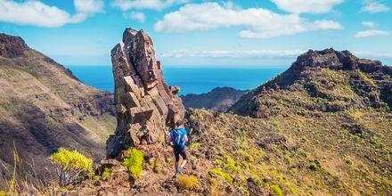 Vandring på Tenerife, De Kanariske Øer.