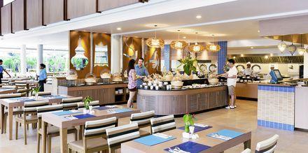 Kingfisher Restaurant på Deevana Plaza, Ao Nang i Krabi