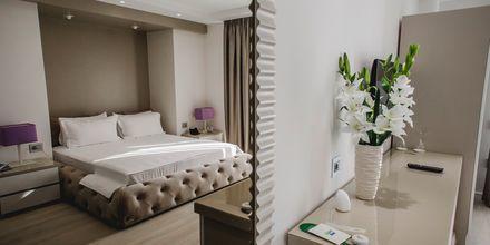 Dobbeltværelse på hotel Demi i Saranda, Albanien