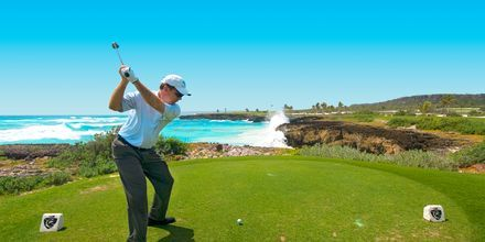 Golf, Den Dominikanske Republik.