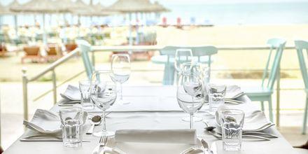 Restaurant på Diamma Resort, Durres Riviera i Albanien.