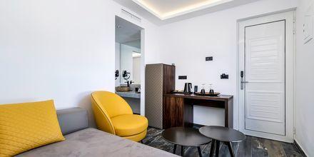 Superior-værelse på Hotel Diamond Boutique i Lambi på Kos, Grækenland.