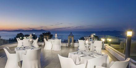 A la carte-restauranten Peruzzi på Hotel Diamond Deluxe Hotel & Spa i Lambi på Kos, Grækenland.