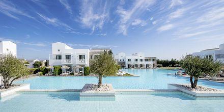 Poolområdet på Hotel Diamond Deluxe Hotel & Spai Lambi på Kos, Grækenland.