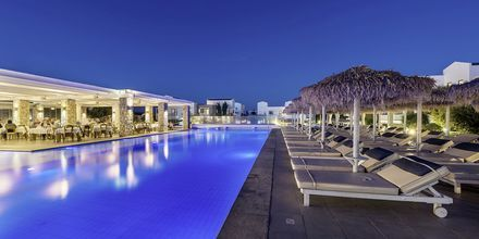 Hovedrestauranten Emerald på Hotel Diamond Deluxe Hotel & Spa i Lambi på Kos, Grækenland.