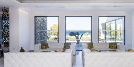 Lobby på Hotel Diamond Deluxe Hotel & Spa i Lambi på Kos, Grækenland.
