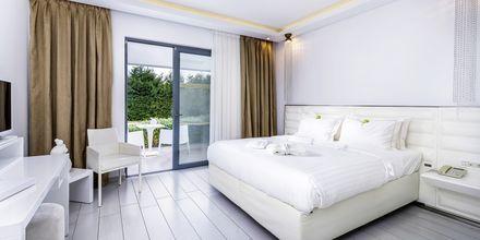 Dobbeltværelse på Hotel Diamond Deluxe Hote & Spa i Lambi på Kos, Grækenland.
