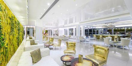 Lounge på Hotel Diamond Deluxe Hotel & Spa i Lambi på Kos, Grækenland.