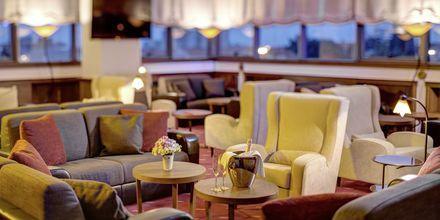 Loungebar på Dioklecijan Hotel & Residence, Split, Kroatien.