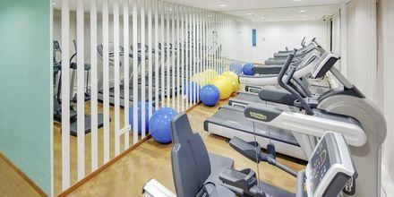 Fitness-faciliteter på Dioklecijan Hotel & Residence, Split, Kroatien.