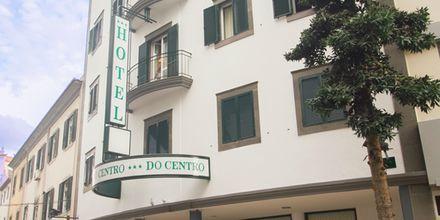 Hotel Do Centro på Madeira, Portugal.
