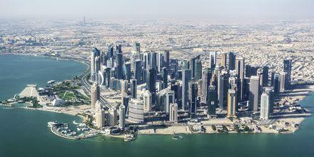 Doha, hovedstad i Qatar er et nyt, spændende rejsemål.