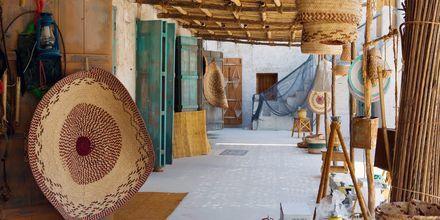 Markedet Souq Wakif er et must i Doha.