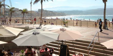 Hotel Don Carlos i Las Palmas på Gran Canaria, De Kanariske Øer, Spanien.