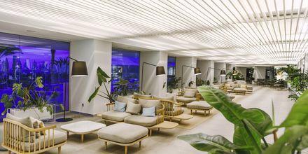 Lobby på Hotel Don Gregory by Dunas på Gran Canaria, Spanien.