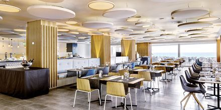 Restaurant på Hotel Don Gregory by Dunas på Gran Canaria, Spanien.