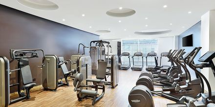 Fitnessrum på Doubletree by Hilton Business Bay, Dubai