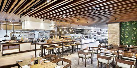 Buffetrestauranten My Square på Doubletree by Hilton Business Bay i Dubai.