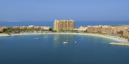 Hotel Doubletree by Hilton Marjan Island i Ras al Khaimah, De Forenede Arabiske Emirater.