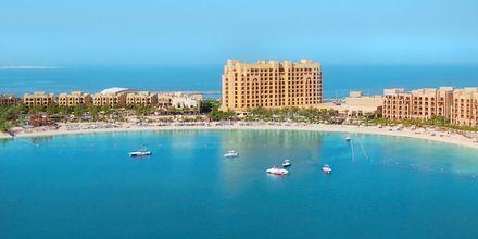 Hotel Doubletree by Hilton Marjan Island i Ras al Khaimah.