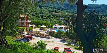 Dracos Hotel i Parga, Grækenland