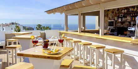 Bar på Hotel Dragos del Sur på Tenerife, De Kanariske Øer.