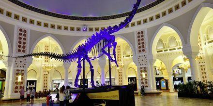Shoppingcentret Dubai Mall, De Forenede Arabiske Emirater.